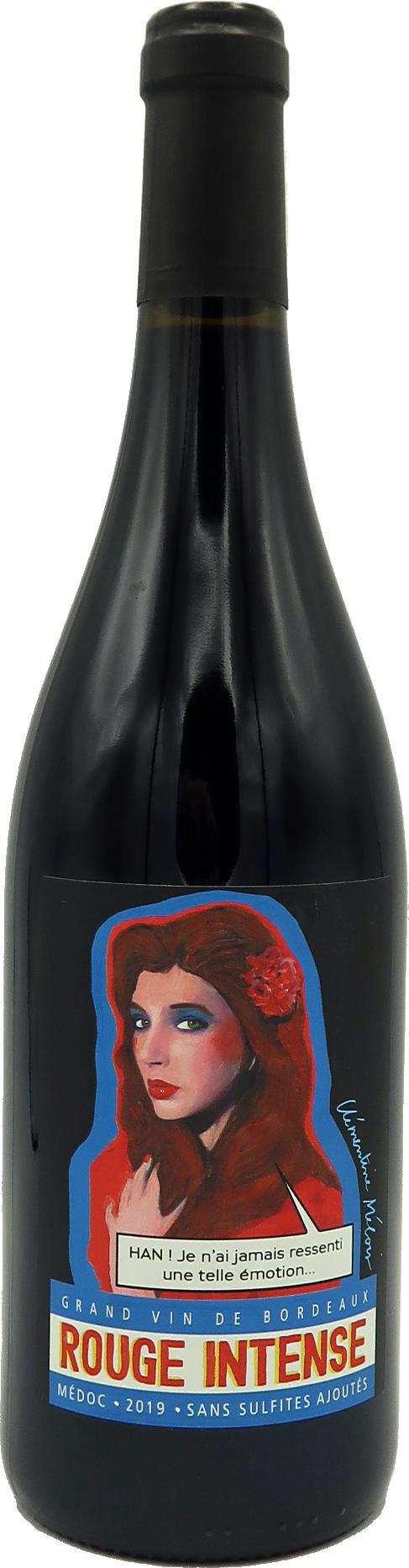 Rouge Intense 2019 - Château La Gorce - Médoc
