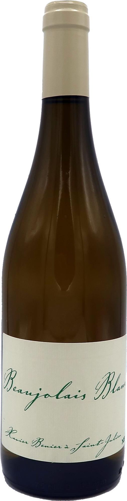 Beaujolais Blanc 2020 Xavier Bénier