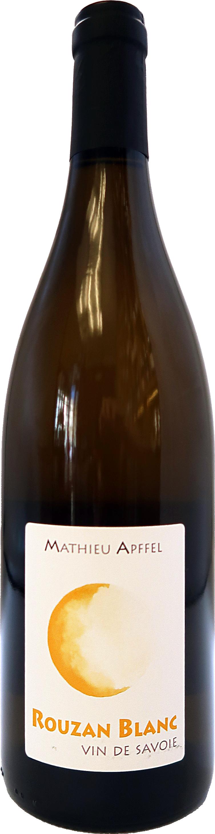 Rouzan Blanc - Mathieu Apffel - Vin de Savoie