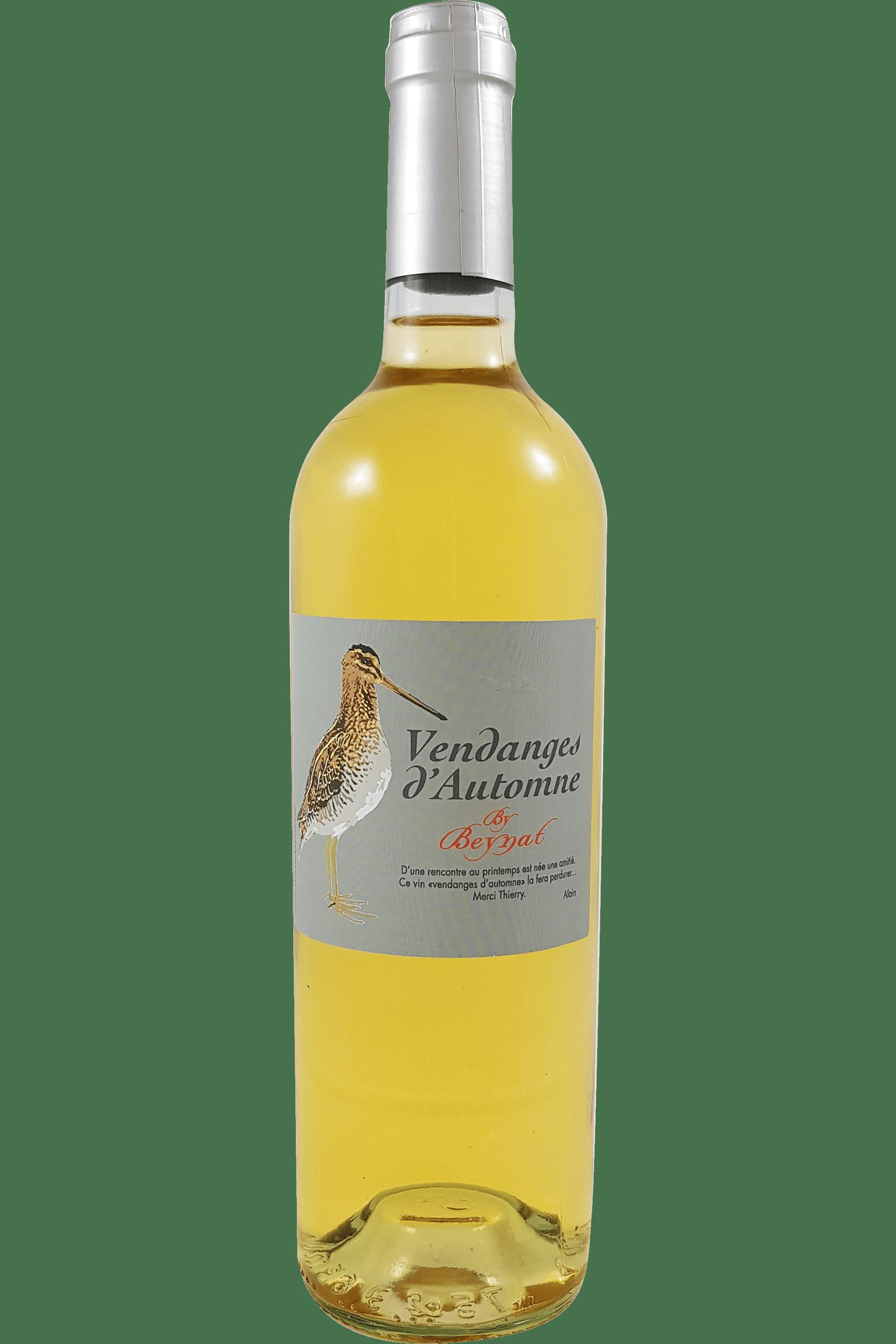 Vendanges d'Automne 2018 - Château Beynat - AOP Saussignac