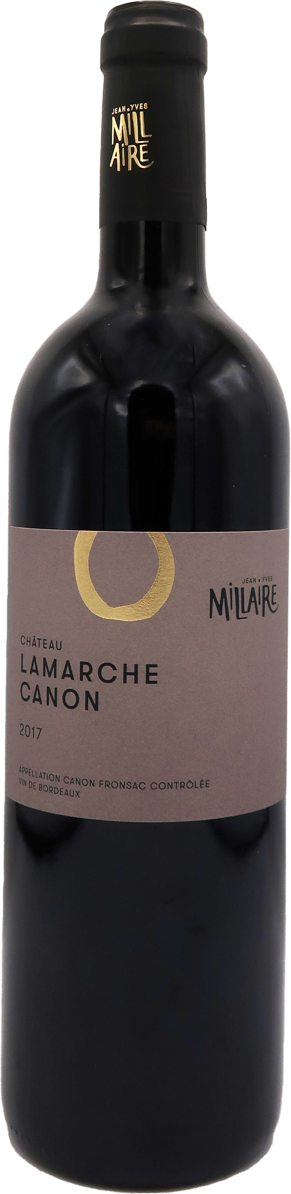 Château Lamarche Canon 2017 - Vignobles Millaire