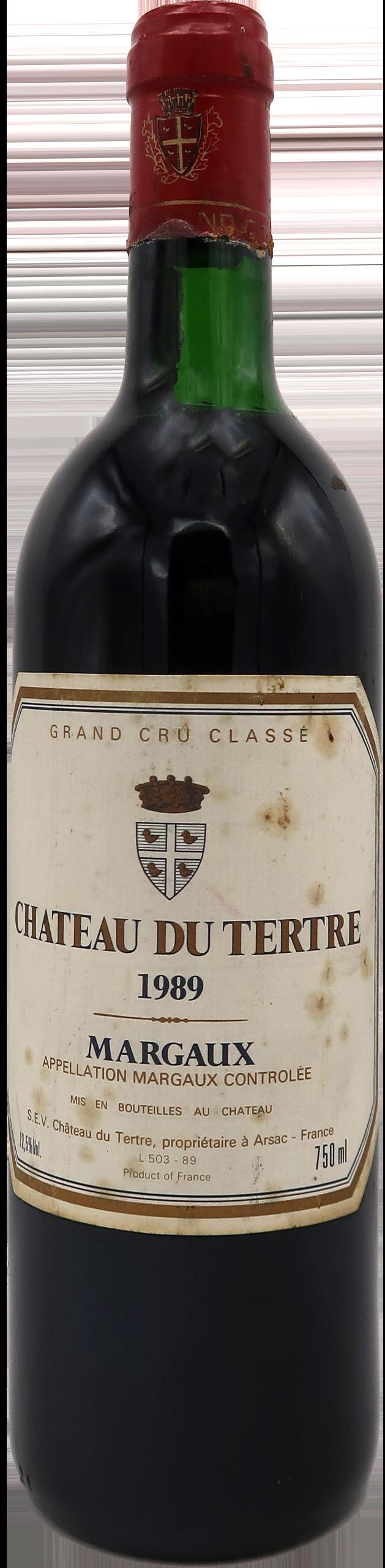 Château du Tertre 1989