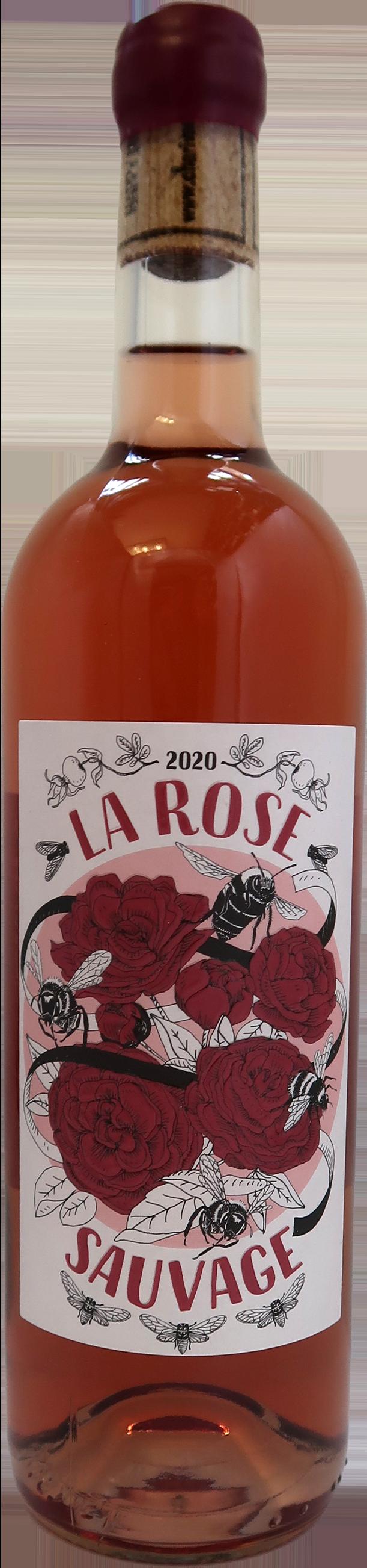 La Rose Sauvage 2020 Charivari Wine