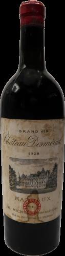 Château Desmirail 1928 - Margaux