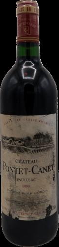 château-pontet-canet-1990