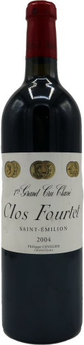 Clos Fourtet 2004