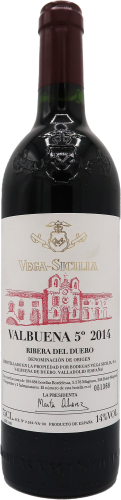 vega-sicilia-valbuena-ribera-del-duero-2014